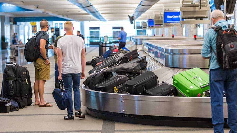 Carry-On Luggage - My journey to en-LIGHT-enment