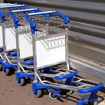 baggage-cart