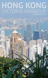 Hong Kong – View from Victoria Peak | Calculated Traveller