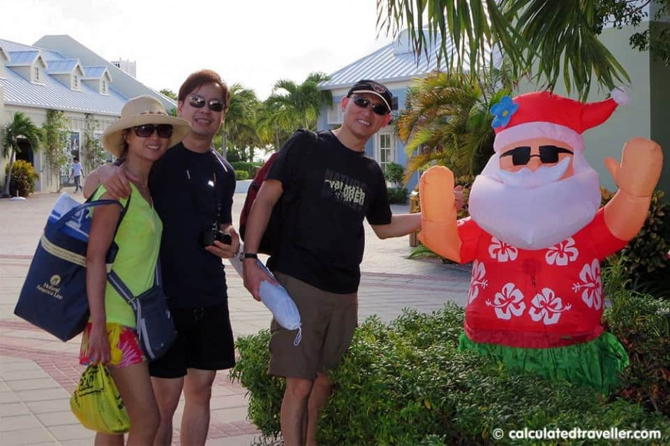 Celebrating the Holidays at Sea on a Cruise Ship