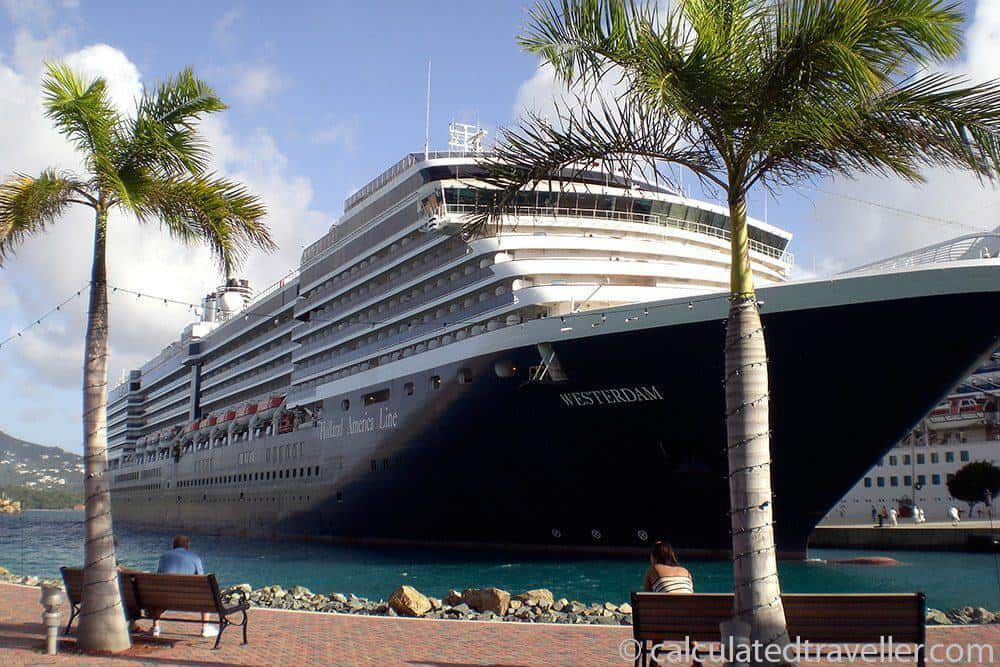 10 Reasons why you should try a cruise by Calculated Traveller