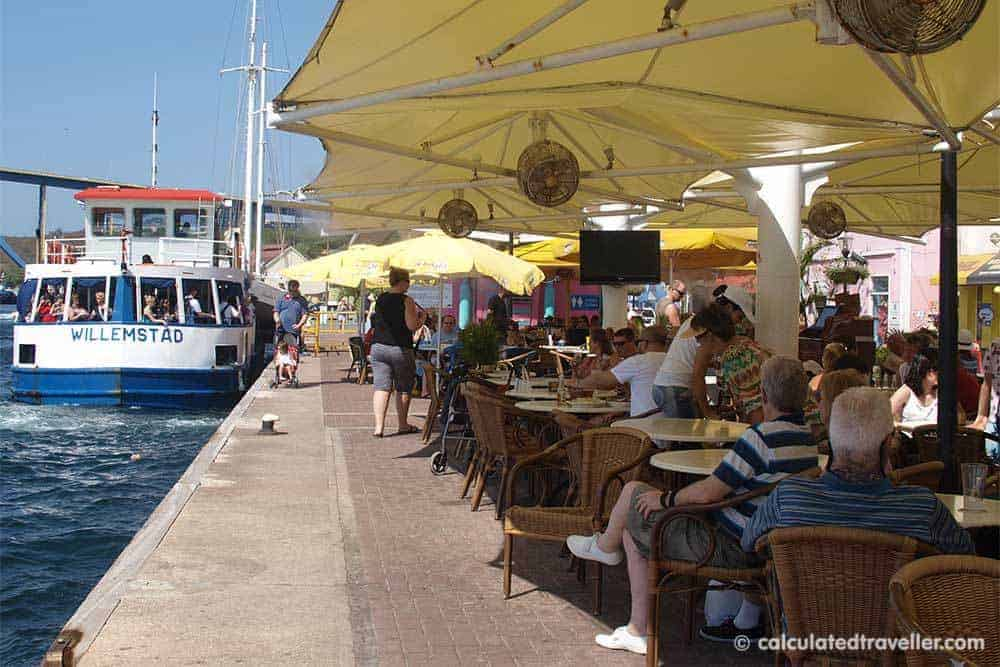 Curacao - Restaurants with a View