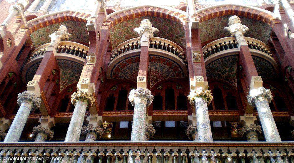 Memories of The Way We Were – Palau de la Musica, Barcelona