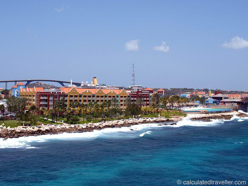 A One Day Itinerary for Curacao Calculated Traveller Rif Fort