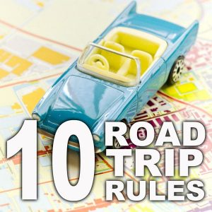 Road Trip Rules