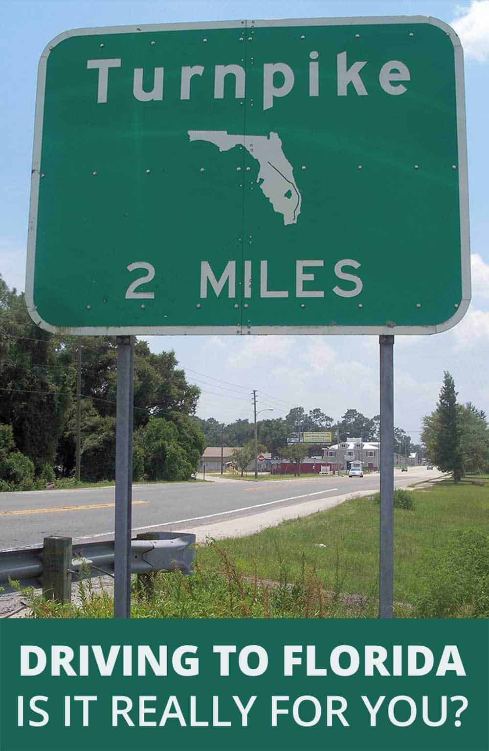 DRIVING TO FLORIDA – Is it really for you? Know your limits before you hop in a car for the long drive to the Sunshine State! By Calculated Traveller