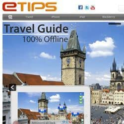 Travel Apps - etips
