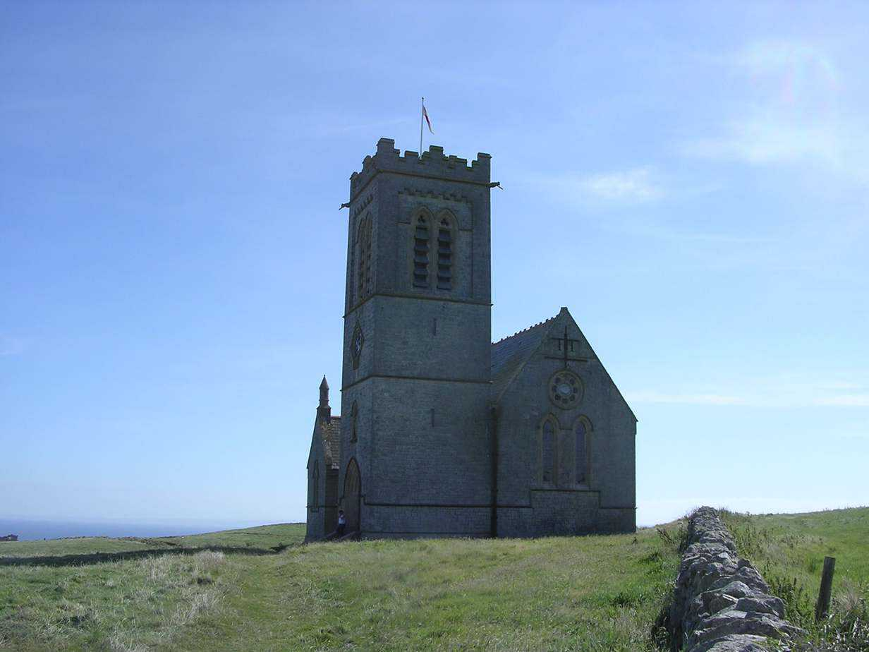 Lundy Church