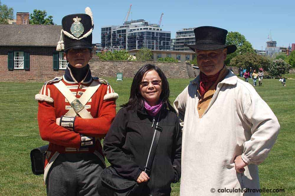 Historic Fort York – Brought to Life Before my Eyes