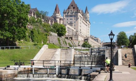 A Casual Stroll – The Architects' Tour of Ottawa, Canada