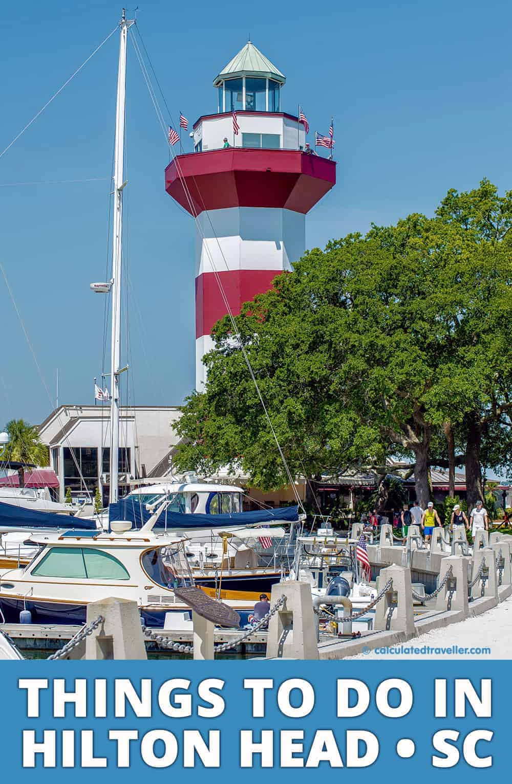 Top 5 Things to do in Hilton Head Island, South Carolina by Calculated Traveller | #HiltonHeadIsland #SouthCarolina #travel #USA
