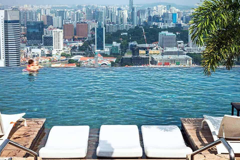 Need a NYC Penthouse for the BEST View? Visit the Singapore Marina Bay Sands