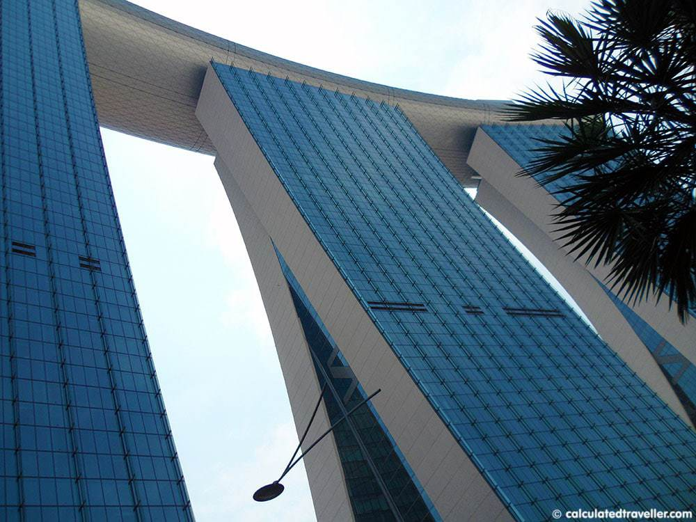 Marina Bay Sands, Singapore – Photo Essay - Exterior