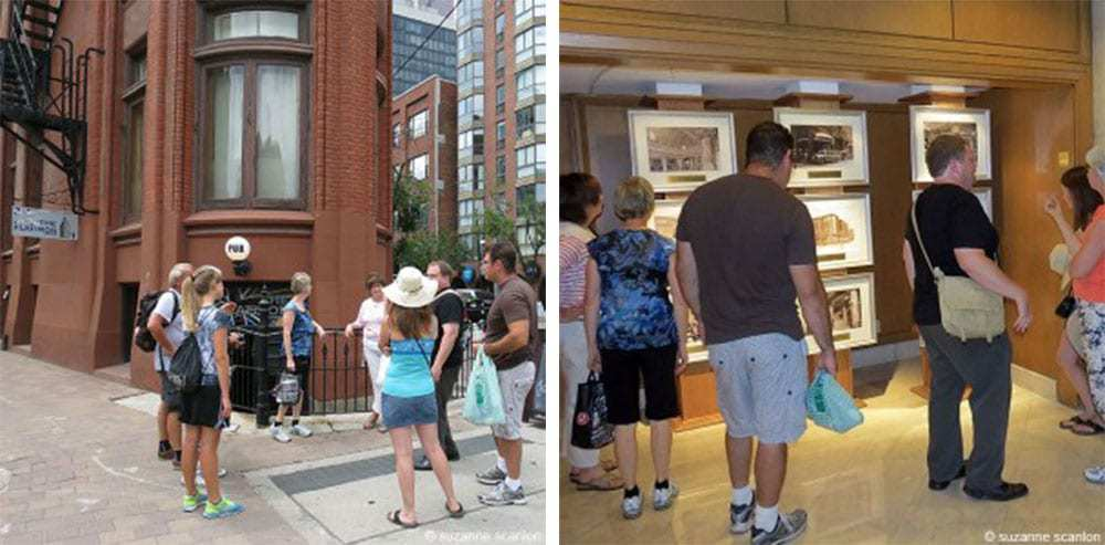 Getting Muddy in Toronto - Muddy York Walking Tours that is...