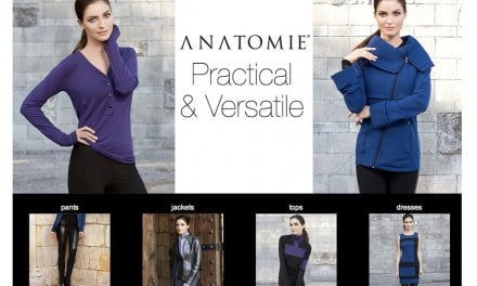 Anatomie – Style and Travel-ability – Review