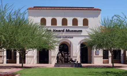 Living in Two Worlds at the Heard Museum in Phoenix, Arizona
