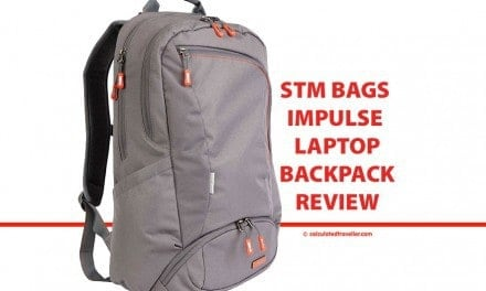It's Intentional. STM Bags – Impulse Laptop Backpack Review
