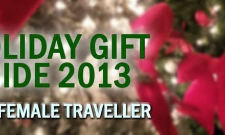 Holiday Gift Guide 2013 – The Female Traveller