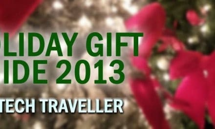 Holiday Gift Guide 2013 – The Tech Traveller