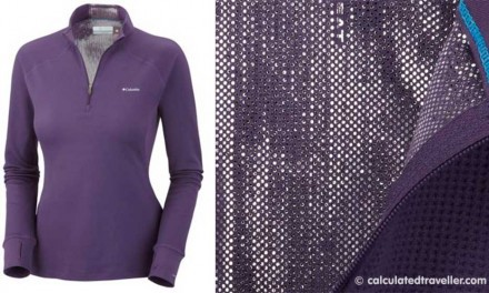 Columbia Sportswear Omni-Heat Heavyweight ½ Zip Base Layer – Review