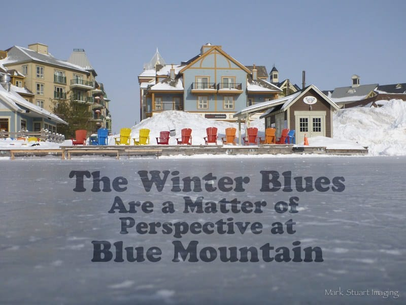 The Winter Blues Are a Matter of Perspective at Blue Mountain