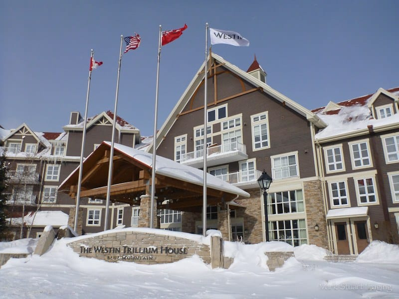 Exploring the Village at Blue Mountain Resort Collingwood