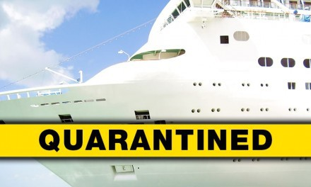 Who cares if you get sick on a Cruise Ship? The CDC does.