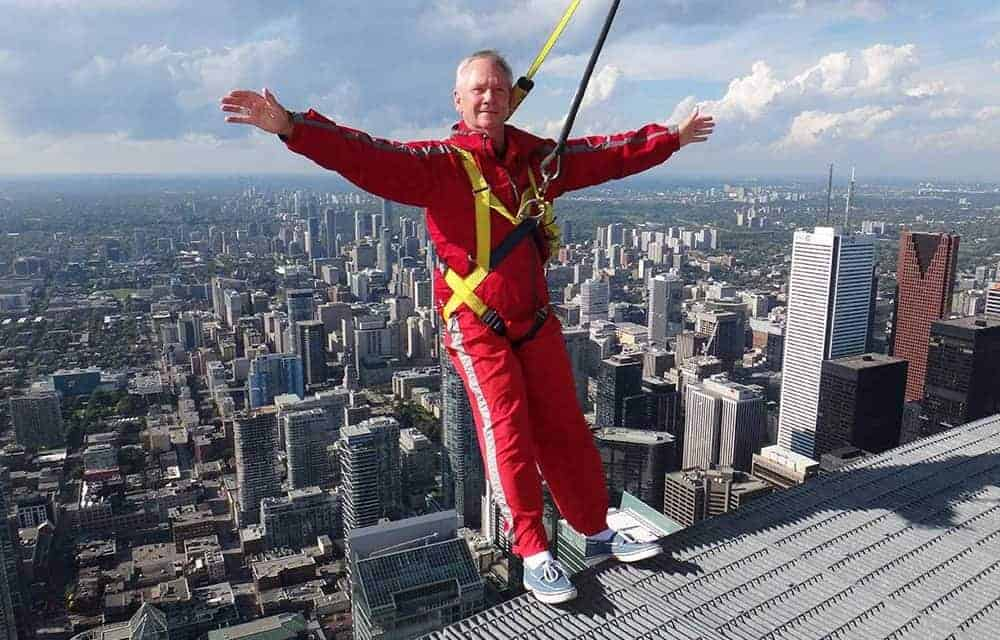 EdgeWalk Toronto: Start At The Top, Work Your Way Down