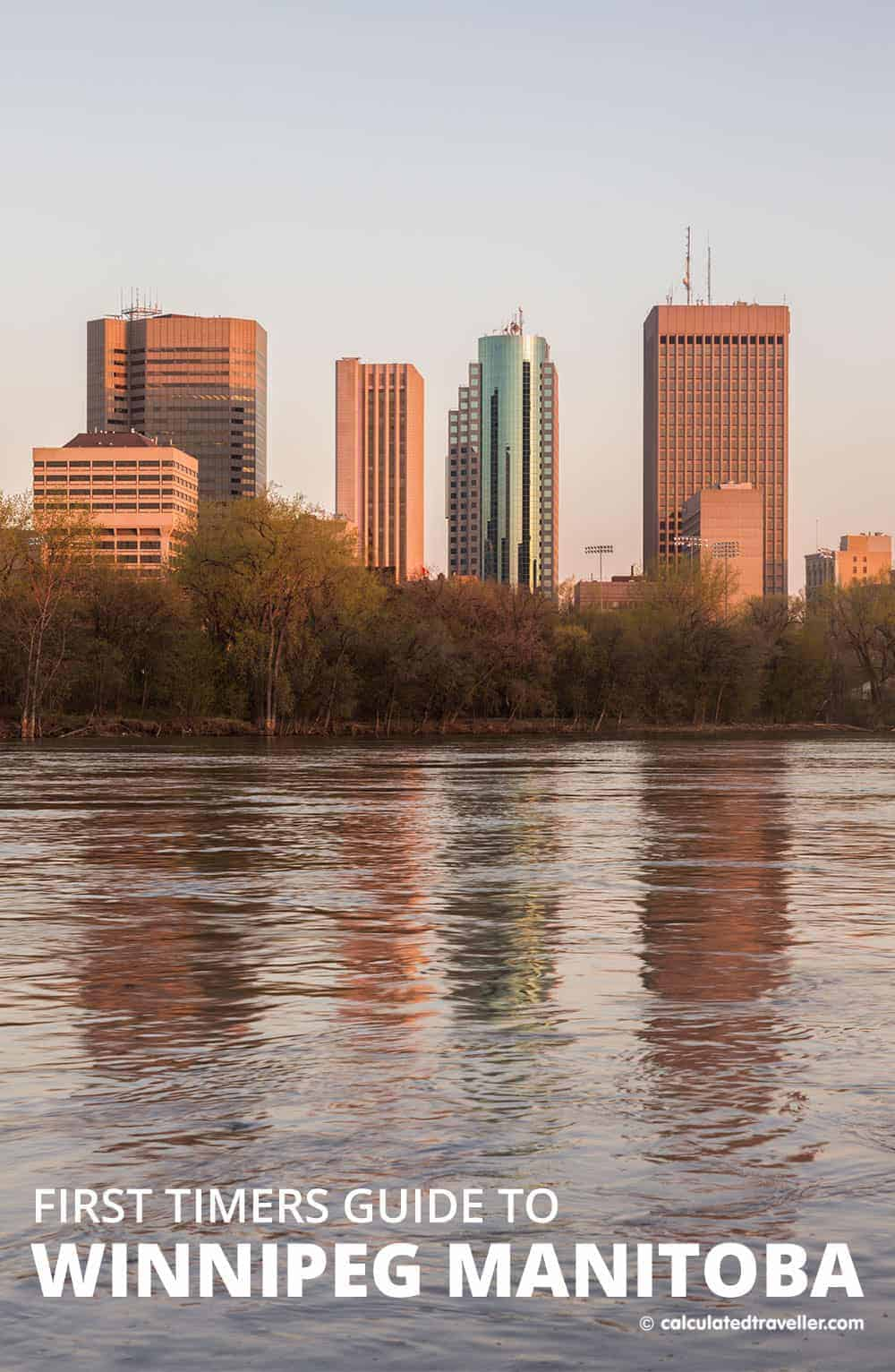 Experiencing Winnipeg Manitoba for the First Time by Calculated Traveller Magazine | #Winnipeg #Manitoba #Canada #travel