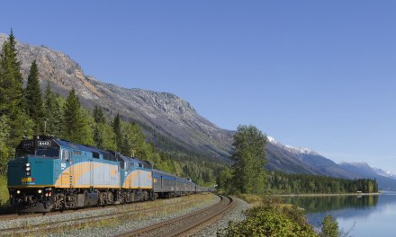 Via Rail – A Canadian Experience to Get on Board eh?
