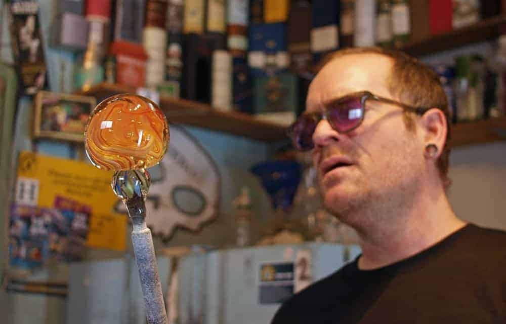 Creating Beauty out of the Fire – Artech Glass Blowing Studio – Haliburton