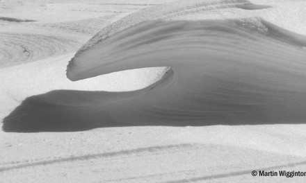 Snow and Sand – Opposites Except When it Comes to Photography