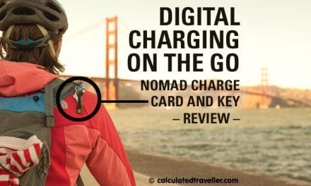 Digital Charging on the GO – Nomad Charge Card & Nomad Charge Key – Review