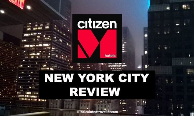 citizenM: A Micro Hotel in the Big Apple, NYC – Review