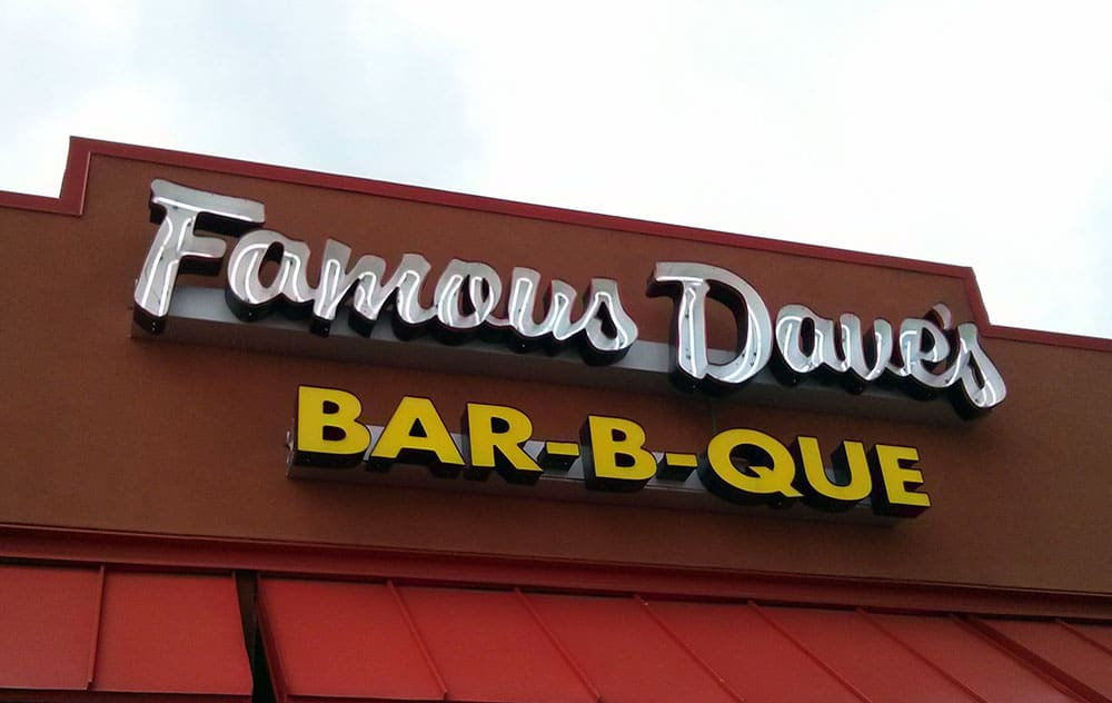It's Low, Slow and Good at Famous Dave's Barbecue – Review