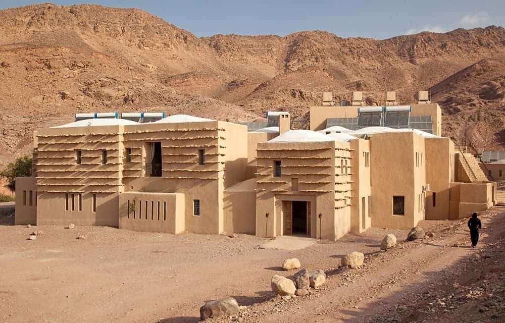 Sustainable Jordan at the Feynan Ecolodge