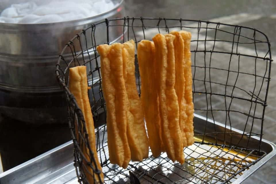 You Tiao Chinese Cheap Eats