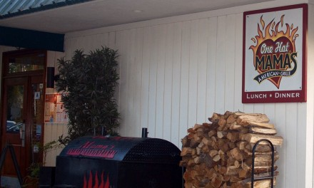 It's Flames and Tattoos at One Hot Mama's American Grille