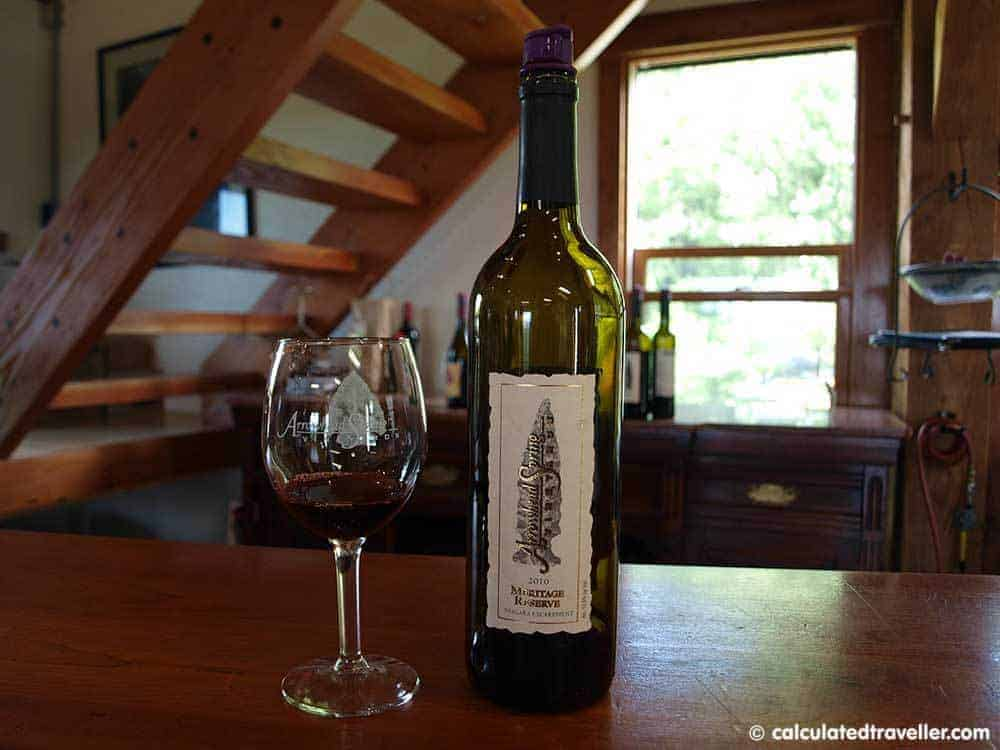 Arrowhead Springs Winery, Beer and Wine in Buffalo Niagara USA Calculated Traveller