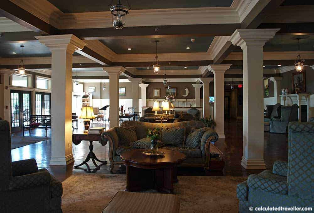 Barton Hill Inn Lovely Lewiston New York by Calculated Traveller