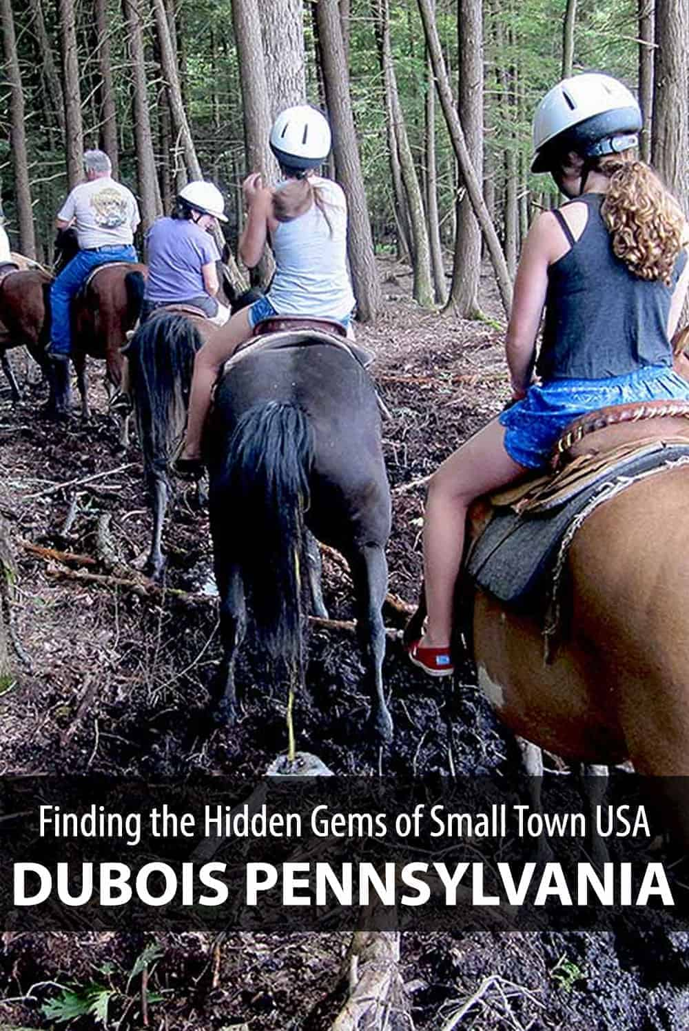 Finding the Hidden Gems of Small Town USA, DuBois Pennsylvania