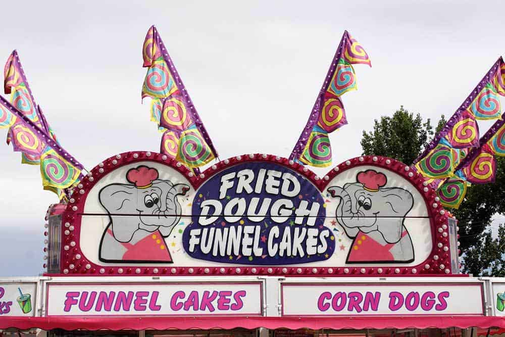 Finding the Hidden Gems of Small Town USA, County Fair DuBois Pennsylvania Calculated Traveller