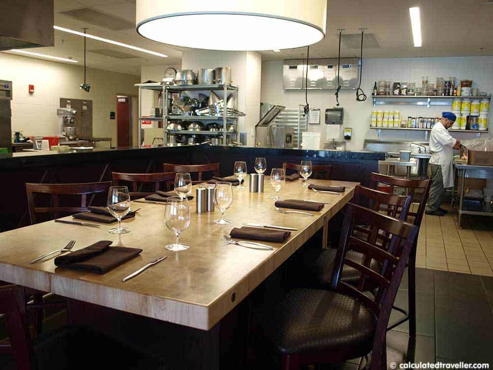 niagara falls culinary institute chefs table