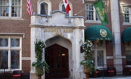 Tea for Two – High Tea at the Windsor Arms Hotel in Toronto