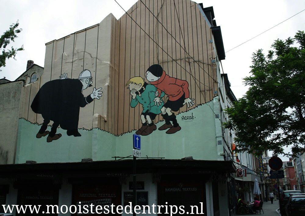 Street Art Photos Brussels