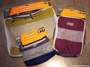 lewis n clark travel bags featherlight packing cubes
