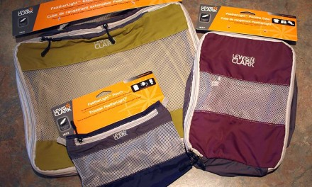 Lewis N. Clark Travel Bags Review – Part 1
