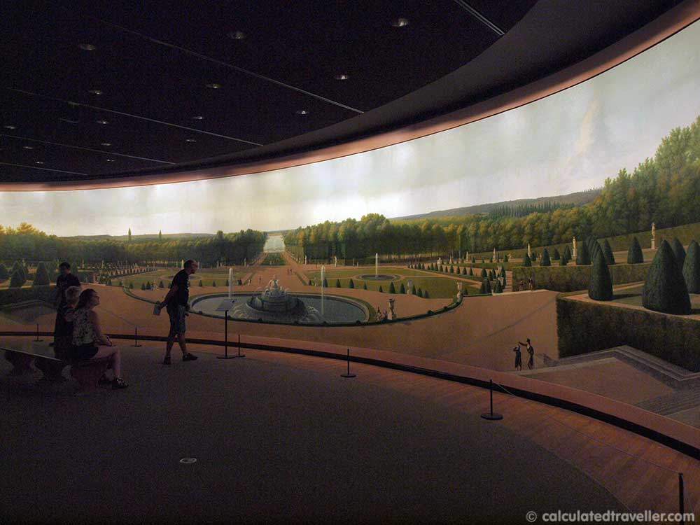 Palace and Gardens of Versailles Metropolitan Museum of Art NYC