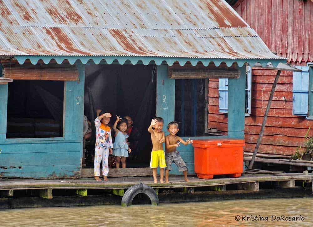 Floating Villages Authentic Cambodian Adventure
