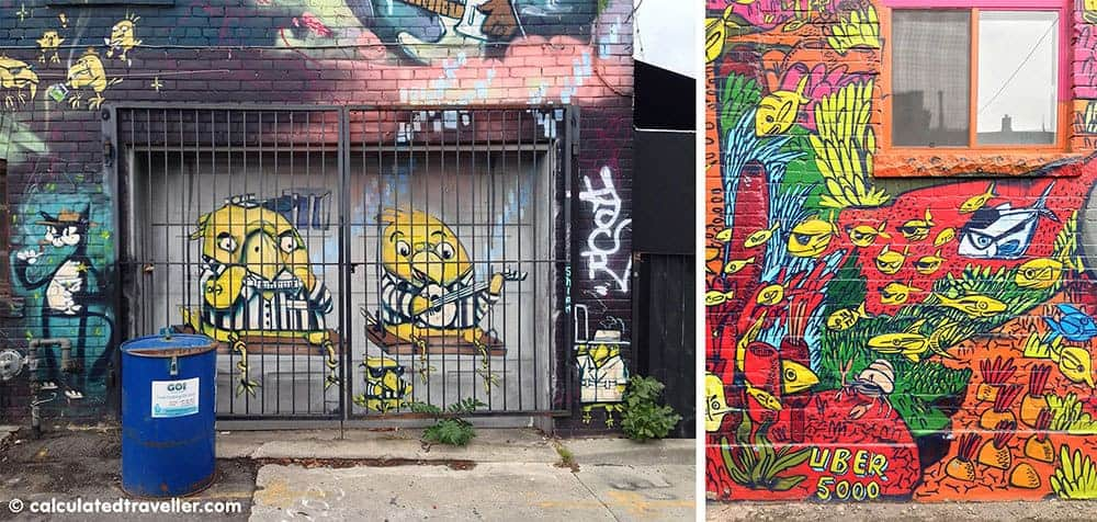 Graffiti Culture with Tour Guys Toronto